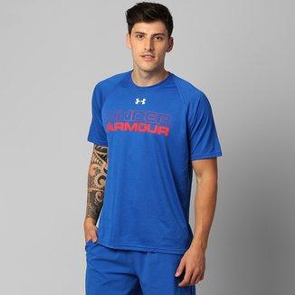 d37815e2124 Camiseta Under Armour Core Training-Wrdmrk Graphic Masculina