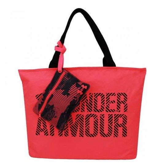 03de9363447 Bolsa Under Armour Wordmark Tote Vermelha - Compre Agora