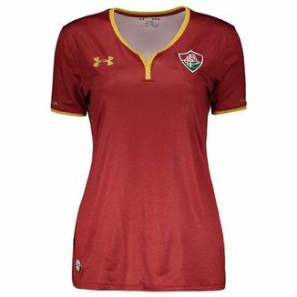 53d75531dc Camisa Under Armour Fluminense III 2017 Feminina