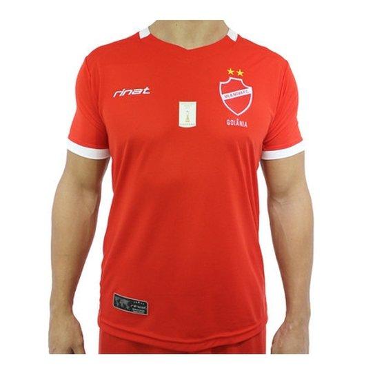 Camisa Vila Nova - Uniforme I 2016 - Rinat - Número 10 - Vermelho ... 2560a4c2ccb57