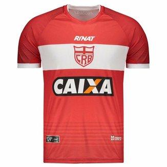 21ea2e2e51 Camisa Rinat CRB Alagoas II 2018 N° 10 Masculina