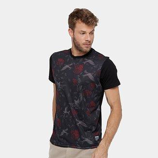 Camiseta Okdok Classic Sub Masculina 719efe72b6153