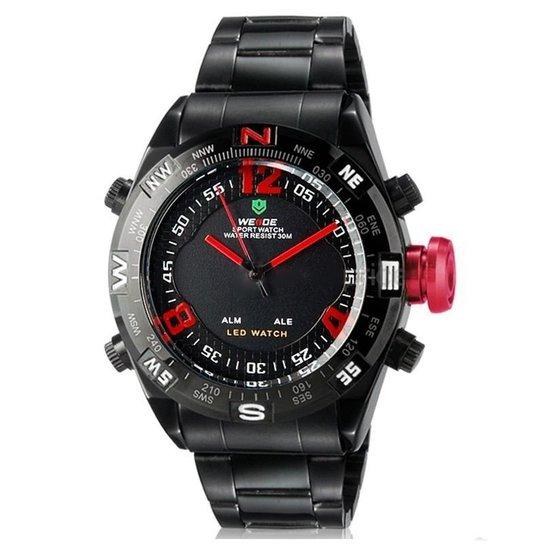 5f02eca1638 Relógio Weide Anadigi WH-2310 - Compre Agora