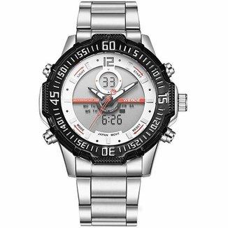 27d5a0704c9 Relógio Weide Anadigi WH-6105