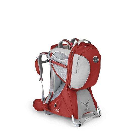 ff67d557 Mochila Para Carregar Criança Osprey Poco Premium - Vermelho   Netshoes