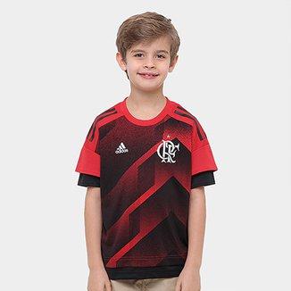 Compre Camisa Treino Flamengo da Adidas Online  a21807de279f2