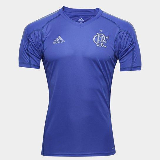 Camisa Flamengo Goleiro I 17 18 Torcedor Adidas Masculina - Compre ... 5aaa8d23bbc42