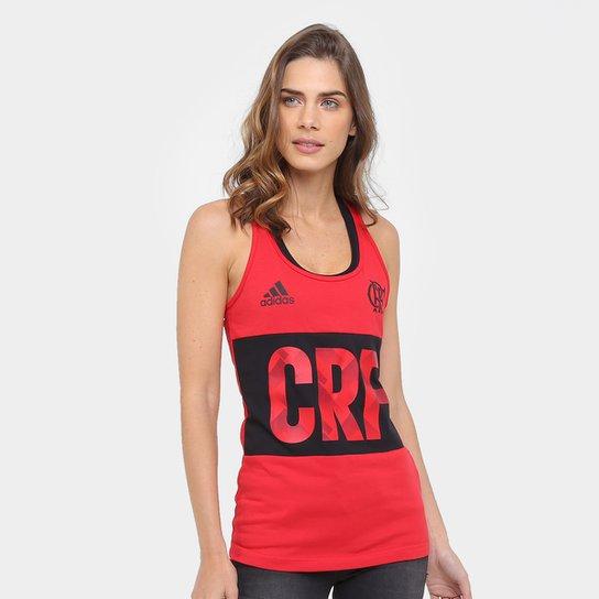 Regata Flamengo Adidas Feminina - Compre Agora  54db8c9ce5470