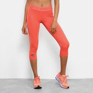 Calça Corsário Adidas Ask Spr 34 Feminina dbcf1085641