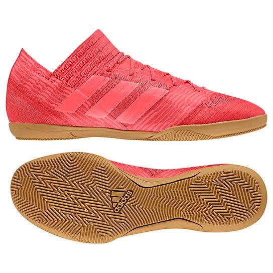 48abd73b4f4dc Chuteira Futsal Adidas Nemeziz 17.3 IN - Vermelho - Compre Agora ...