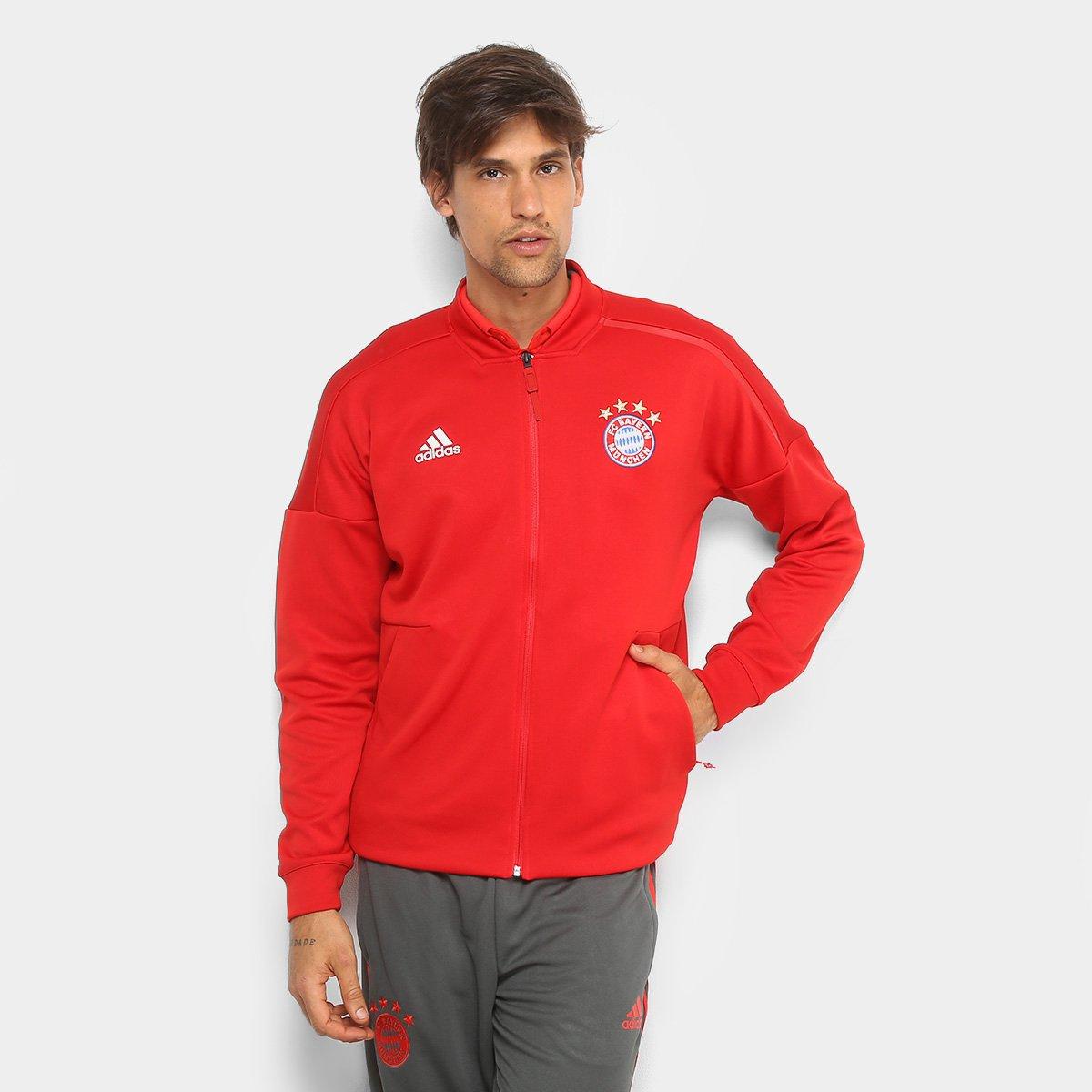 Jaqueta Bayern de Munique Adidas ZNE Masculina edb44a7b79f30