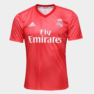 Camisa Real Madrid Third 2018 s n° - Torcedor Adidas Masculina fe70d174d575e