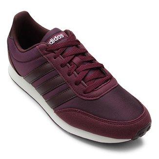 Compre Tenis Adidas Cor Vinho Online  ebe9ed2f8636e