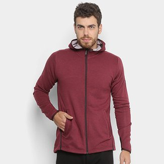 3aa0d58a600 Jaqueta Adidas Fl Prime Hoodie c  Capuz Masculina