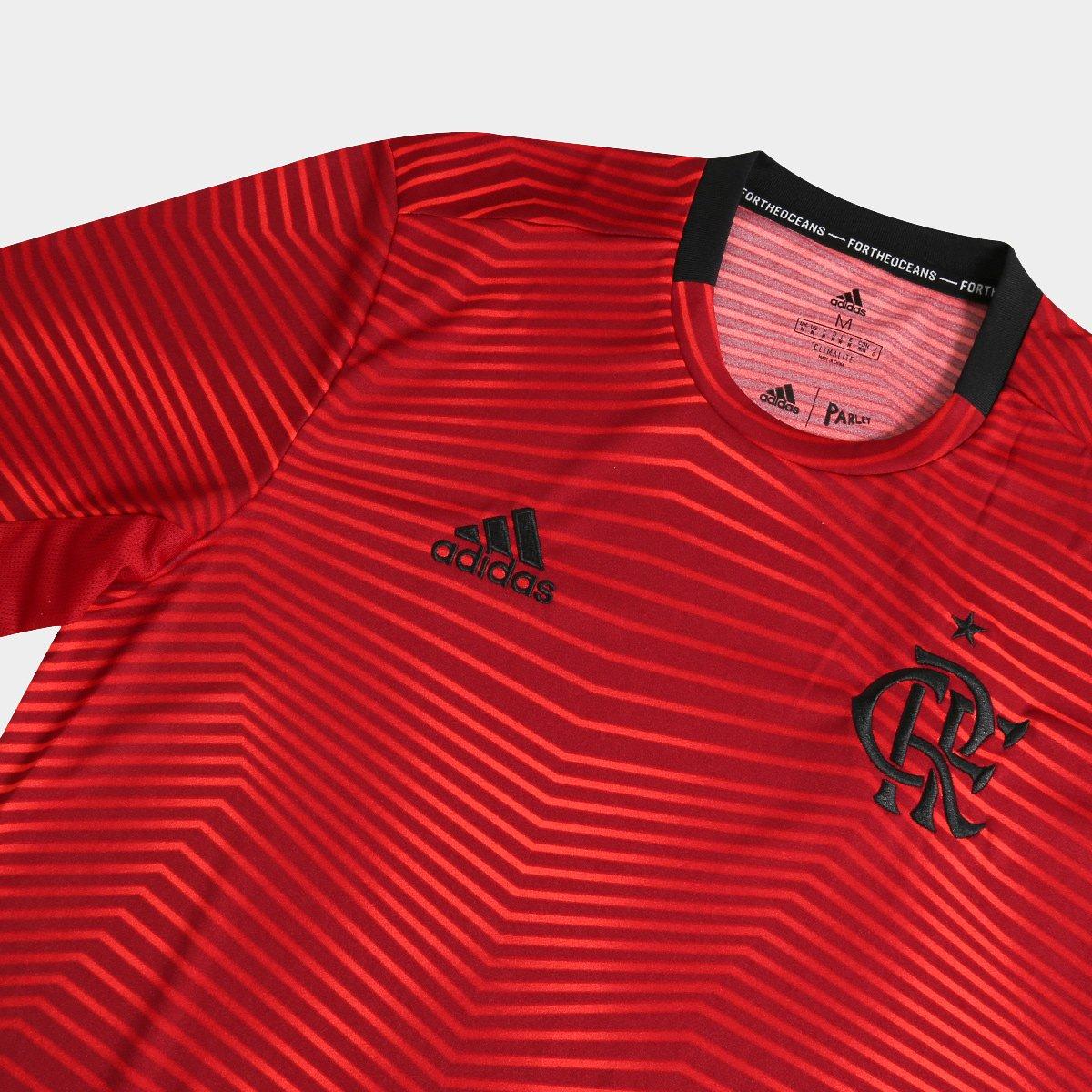 5850dc961dadf Camisa Flamengo Pré-Jogo 19/20 Adidas Masculina | Livelo -Sua Vida com Mais  Recompensas