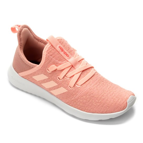 ce4f13cf Tênis Adidas Cloudfoam Pure Feminino - Vermelho | Netshoes