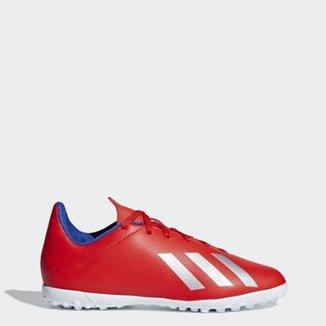 efb818ce121c7 Chuteira Infantil Society Adidas X Tango 18.5