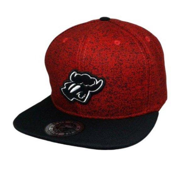 Boné Black Sheep 205 - Vermelho - Compre Agora  810bf6fd3d1