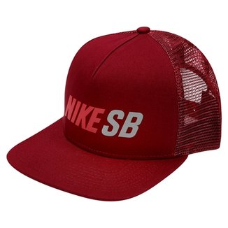 Boné Nike SB Reflect Trucker d3724a24b44