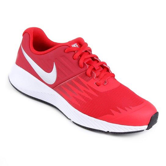 e7d2e15c99 Tênis Infantil Nike Star Runner GS - Vermelho | Netshoes