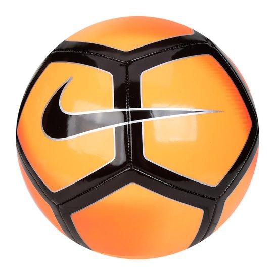 Bola Futebol Campo Nike Pitch - Laranja Escuro ... d0d55ec7ad108