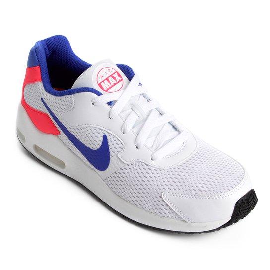 976889dc2fc1a Tênis Nike Air Max Guile Masculino - Vermelho | Netshoes