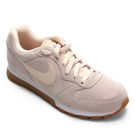 778507ca90d Tênis Nike Md Runner 2 SE Feminino - Rosa Claro - Compre Agora ...