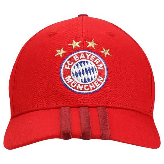 Boné Adidas Bayern de Munique 3S - Compre Agora  46975374c09