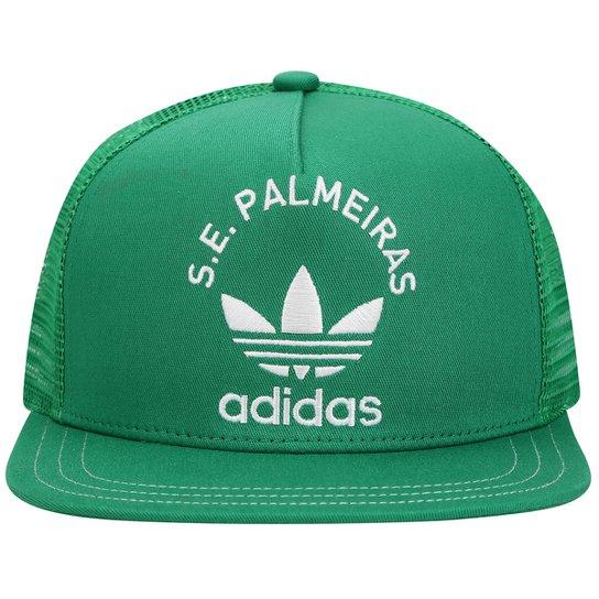 Boné Adidas Palmeiras Originals - Compre Agora  ccebe67fc2c