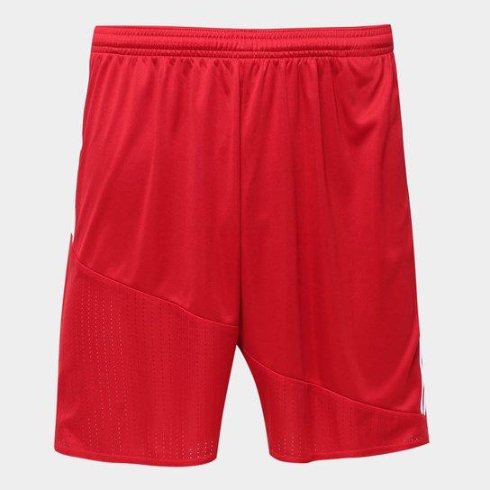 Calção Adidas Regista 16 Masculino - Vermelho - Compre Agora  9014e91cb9ee6
