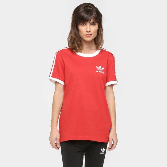 eab2256bbab Camiseta Adidas Originals 3 Stripes - Compre Agora