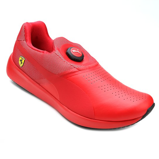 3a22dd09a1e Tênis Puma Scuderia Ferrari Disc Masculino - Compre Agora