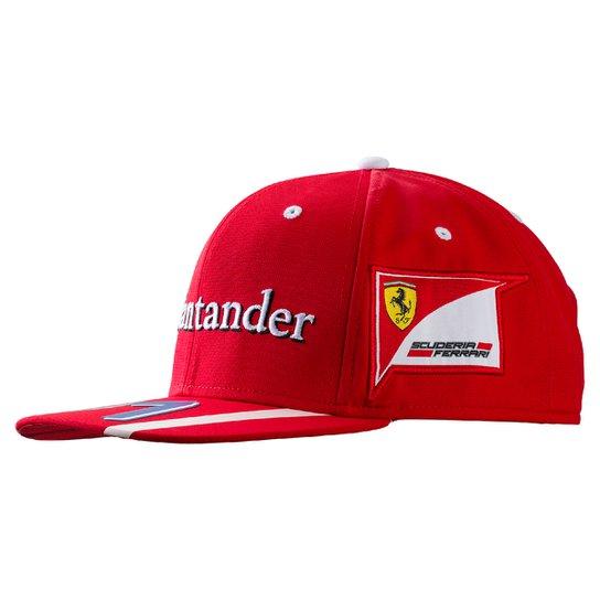 Boné Puma Team Ferrari Aba Reta Raikkonen - Compre Agora  b0b38dcecc9