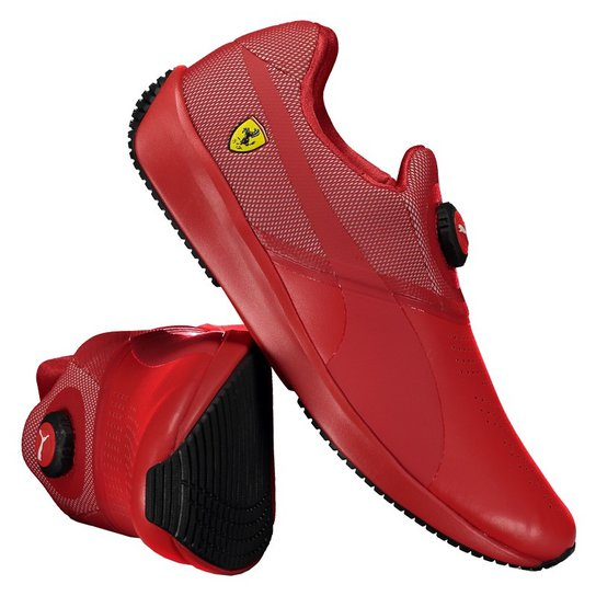 bd4be04edef Tênis Puma Scuderia Ferrari Disc - Compre Agora