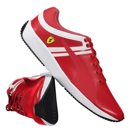 06cd6cf1ec3 Tênis Puma Scuderia Ferrari F116 Skin - Compre Agora