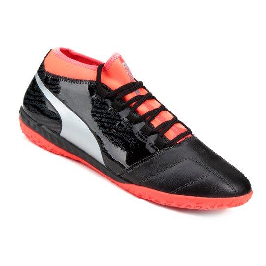 Chuteira Futsal Puma One 18.3 IT BDP - Vermelho - Compre Agora ... 65b36f9b2b360