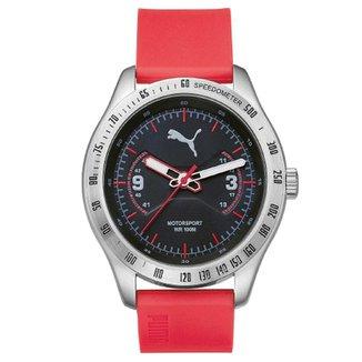 5a8c411f5fd Compre Relógio+Unissex+Puma+96068M0PANP4+Casual+DigitalRelógio ...
