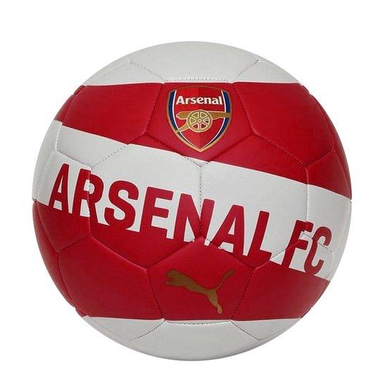 8067f44a9 Bola Puma Arsenal Fan - Vermelho