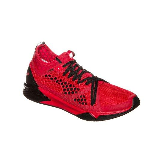 f6986912346 Tênis Puma Styfr Ignite XT Netfit Masculino - Vermelho - Compre ...