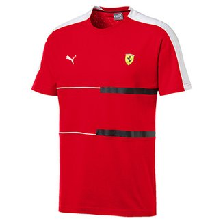 b5976a834d Compre Camiseta Ferrari F1 Online