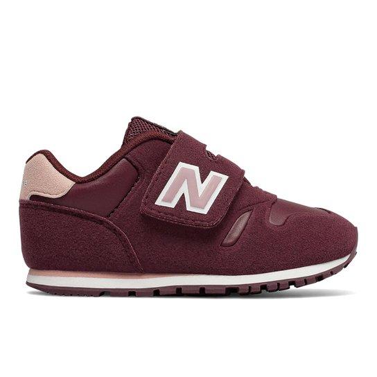 ce1bdb675a6 Tênis Bebê New Balance 373 Feminino - Vermelho - Compre Agora