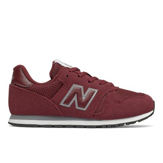 3815e585a3c Tênis Infantil New Balance 373 Masculino - Vermelho - Compre Agora ...