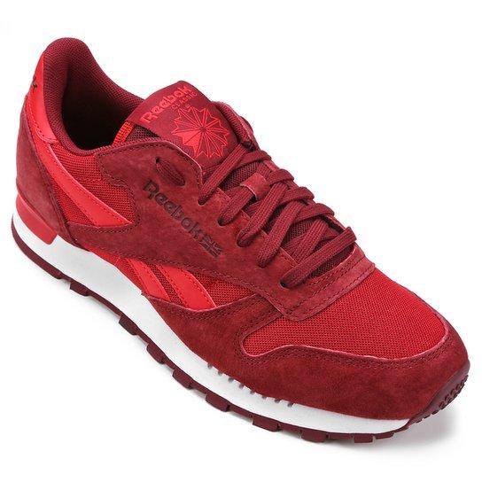Tênis Reebok Classic Leather Classicip Ele - Compre Agora   Netshoes 9937e1a9f9