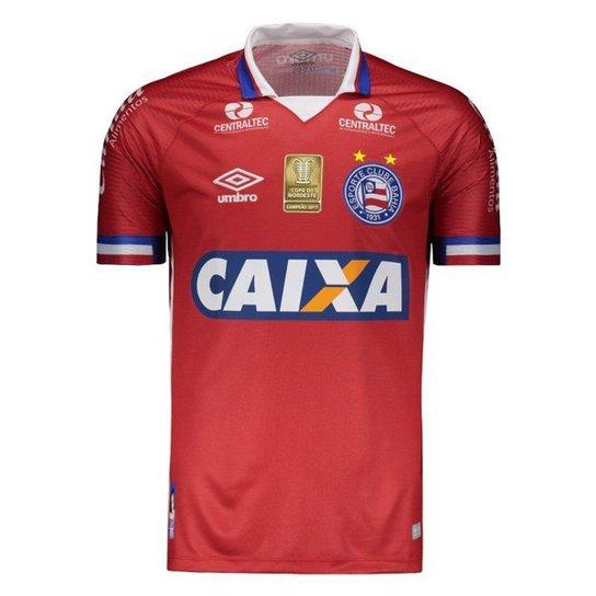 Camisa Umbro Bahia III 2017 Copa do Nordeste Masculina - Compre ... a355048d0aa7b