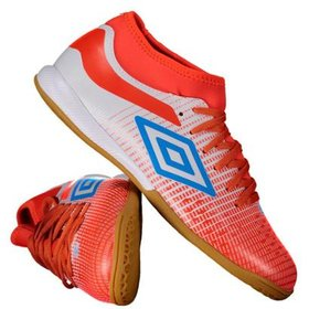 413941ec6a4b5 Kit Chuteira Fila Snap Campo + Chuteira Umbro Gear Futsal | Netshoes