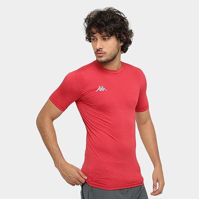 3ec61826d9 ... Camiseta Kappa Térmica Embrace Masculina. Passe o mouse para ver o Zoom