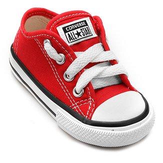 05d226c69b1 Tênis Infantil Converse All Star Chuck Taylor Border Baby