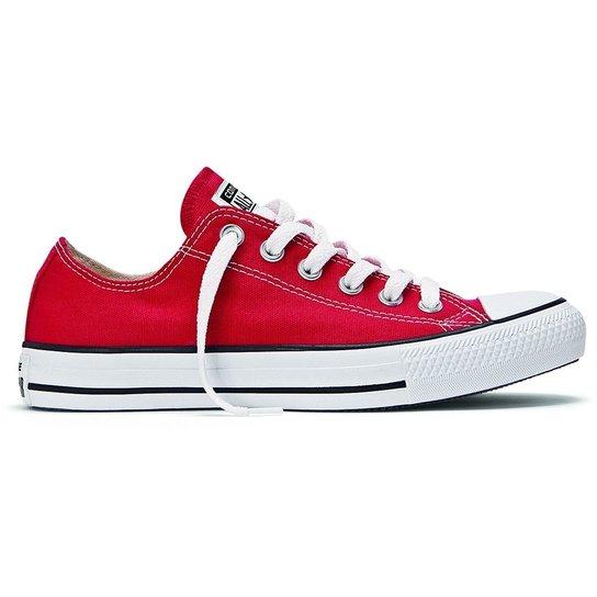 937f318e2b Tênis Converse All Star Ct As Core Ox - Vermelho   Netshoes