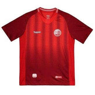 a3fa3afc11 Camisa Topper Nautico III 2018 Aflitos Juvenil