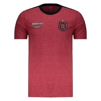 Camisa Topper Brasil de Pelotas Concentração Atleta 2018 c99193a4be787